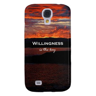 Willingness Is The Key Samsung Galaxy S4 Cases