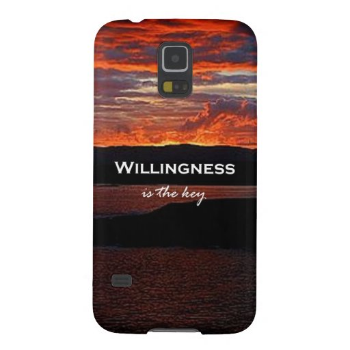 Willingness Is The Key Samsung Galaxy Nexus Covers