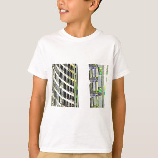 Willis Group and Lloyd's of London Abstract Art T-Shirt