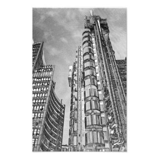 Willis Group and Lloyd's of London Art Art Photo