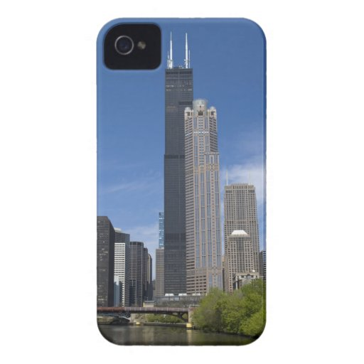 Willis Tower (previously the Sears Tower) looms Blackberry Bold Covers