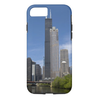 Willis Tower (previously the Sears Tower) looms iPhone 7 Case