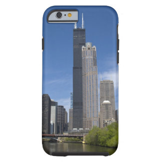 Willis Tower (previously the Sears Tower) looms Tough iPhone 6 Case