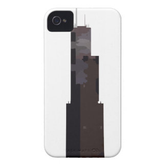 Willis Tower (Sears Tower) iPhone 4 Covers