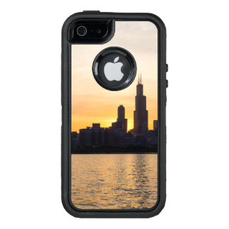 Willis Tower Sunset Sihouette OtterBox iPhone 5/5s/SE Case