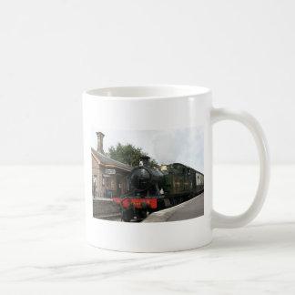 Williton station, West Somerset Railway, UK Mugs