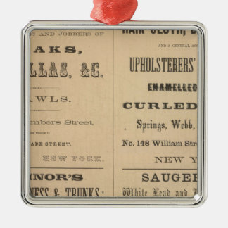 Willouchby H Reed and Company Christmas Ornament