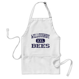 Willoughby - Bees - Junior - Brooklyn New York Standard Apron
