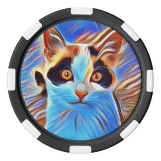 Willow2 Art26 Poker Chips