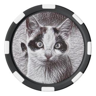 Willow2 Art2 Poker Chips