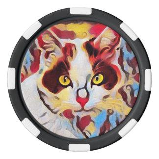 Willow Art23 Poker Chips