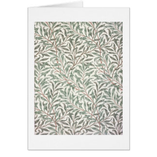 Willow Bough, wallpaper design, 1874 (wallpaper) Card