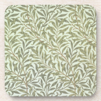 'Willow Bough' wallpaper design, 1887 Beverage Coasters