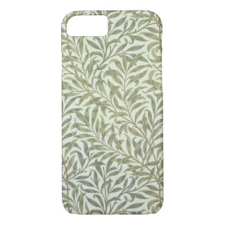 'Willow Bough' wallpaper design, 1887 iPhone 8/7 Case