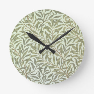 'Willow Bough' wallpaper design, 1887 Wallclock