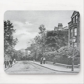 Willow Bridge Road, Canonbury, Islington, c.1905 Mouse Mat