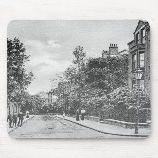 Willow Bridge Road, Canonbury, Islington, c.1905 Mouse Pad