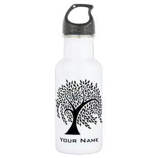 Willow Creek Academy Wispy Tree Logo 532 Ml Water Bottle