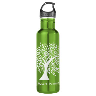 Willow Creek Academy Wispy Tree Logo 710 Ml Water Bottle