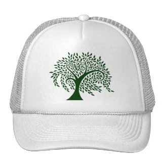 Willow Creek Academy Wispy Tree Logo Cap