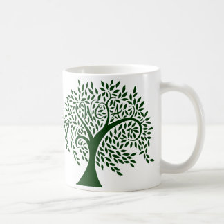 Willow Creek Academy Wispy Tree Logo Coffee Mug