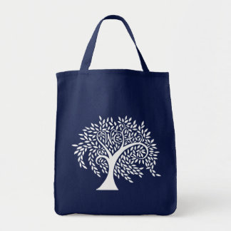 Willow Creek Academy Wispy Tree Logo Tote Bag