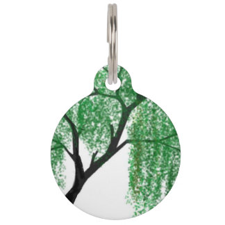 Willow Dog Tags