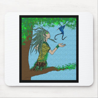 Willow Mouse Pad