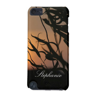 Willow Sunset Personalized iPod Touch Cases