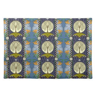 Willow Tree Night Placemat