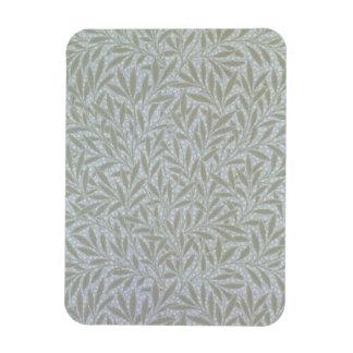 Willow wallpaper design, 1874 magnet