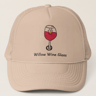 Willow Wine Glass Hat