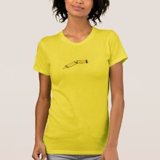 Willow- yellow crayon T-Shirt