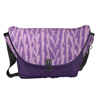 Willowly Purple Courier Bag