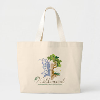 Willowood Tree Lady Large Tote Bag