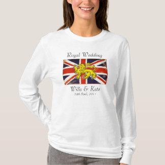 Wills & Kate Royal Wedding T-Shirt
