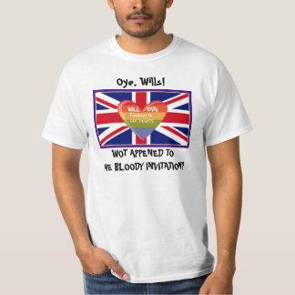 WILLS &  KATE T-Shirt