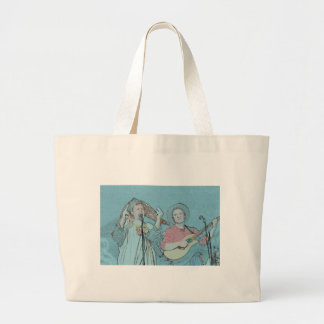Willy and Rand--Wild s Skit Tote Bag