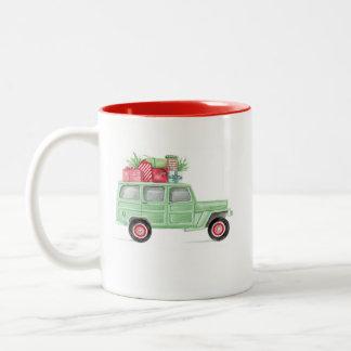 Willys Wagoneer Mug