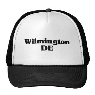Wilmington  Classic t shirts Mesh Hats