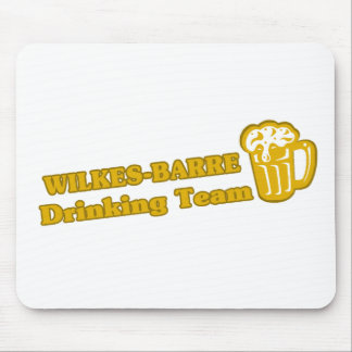 Wilmington Drinking Team tee shirts Mouse Pad