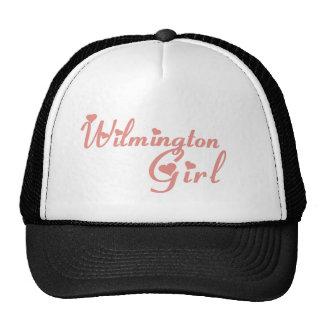 Wilmington Girl tee shirts Hat