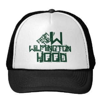 Wilmington North Carolina Mesh Hat