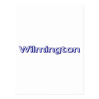 Wilmington Post Card