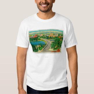 Wilshire Boulevard, Gen. Douglas MacArthur Tee Shirts