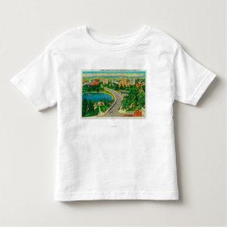 Wilshire Boulevard, Gen. Douglas MacArthur Toddler T-Shirt