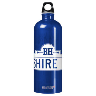 Wilshire Boulevard, Los Angeles, CA Street Sign SIGG Traveller 1.0L Water Bottle
