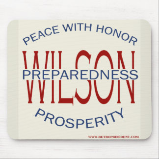 Wilson-1916 - Customized Mouse Pads