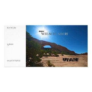 Wilson Arch, Utah Photo Cards