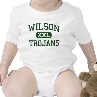 Wilson - Trojans - High School - Portland Oregon Tshirts